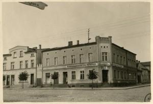 Rynek w Kórniku - II wojna światowa