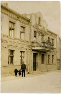 Kamienica w Bninie, ul. Szeroka