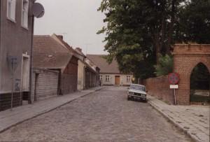 Kórnik, ulica Kolegiacka