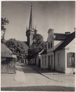 Bnin, ulica Cmentarna